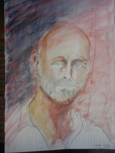 Mooring portraits 3 - signed